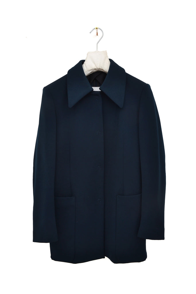 1994 A/W NEOPRENE DARK BLUE COAT