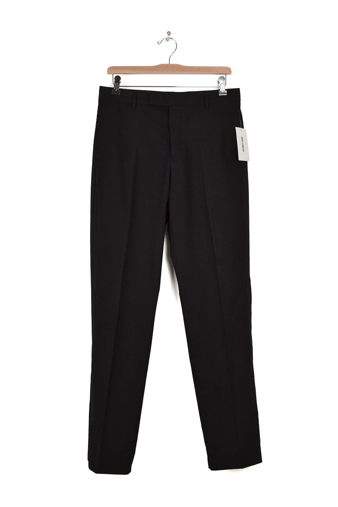 1998 S/S FRESCO COTTON TUXEDO PANTS