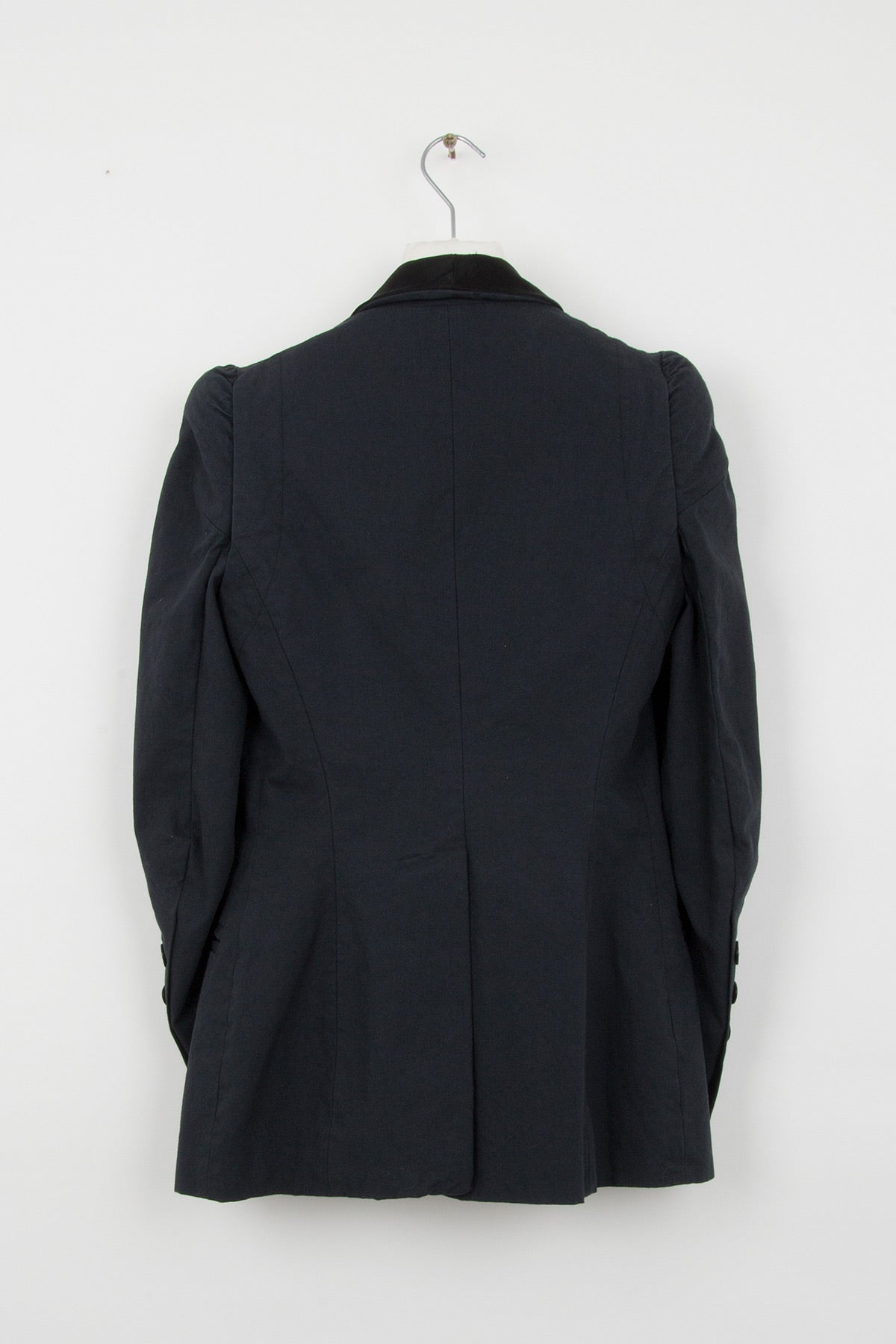 1990 A/W CIGARETTE SHOULDER EVENING JACKET