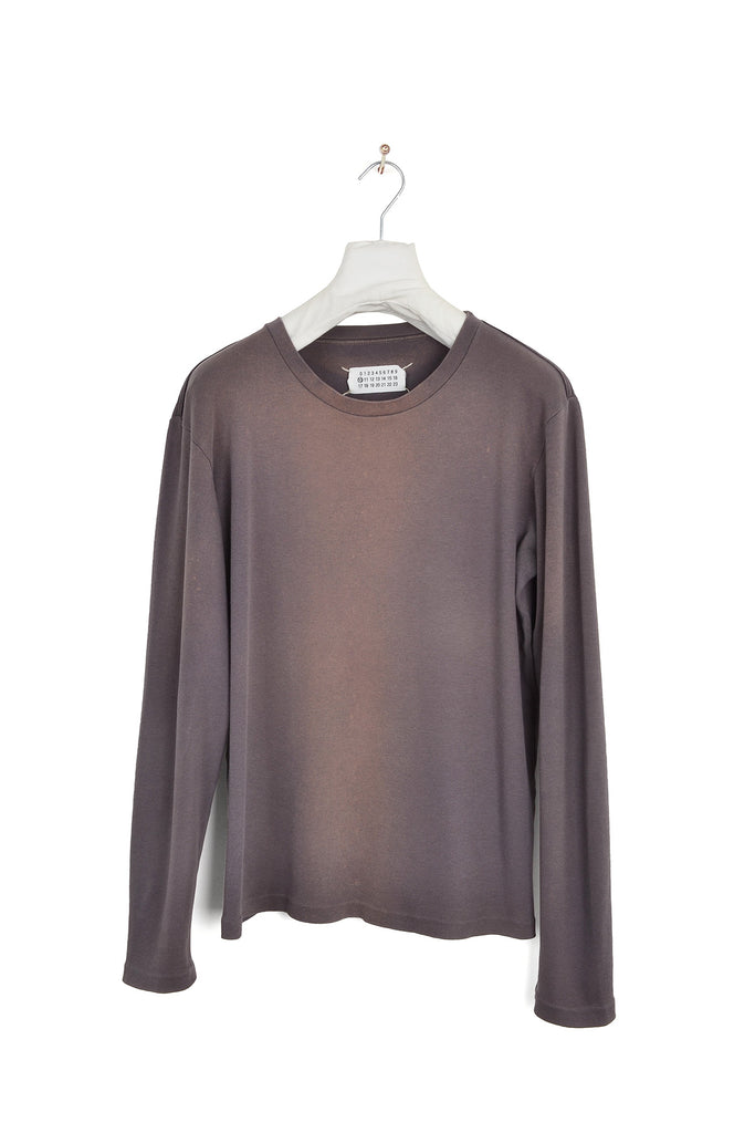 2000 S/S POWDER DYED LONG-SLEEVE TOP BY MISS DEANNA