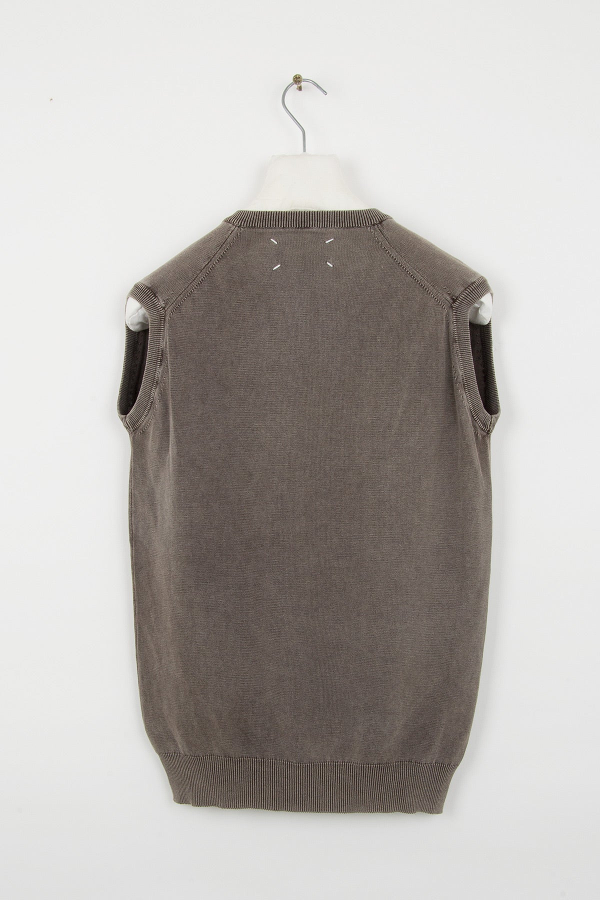 1999 S/S STONE WASHED VEST BY MISS DEANNA