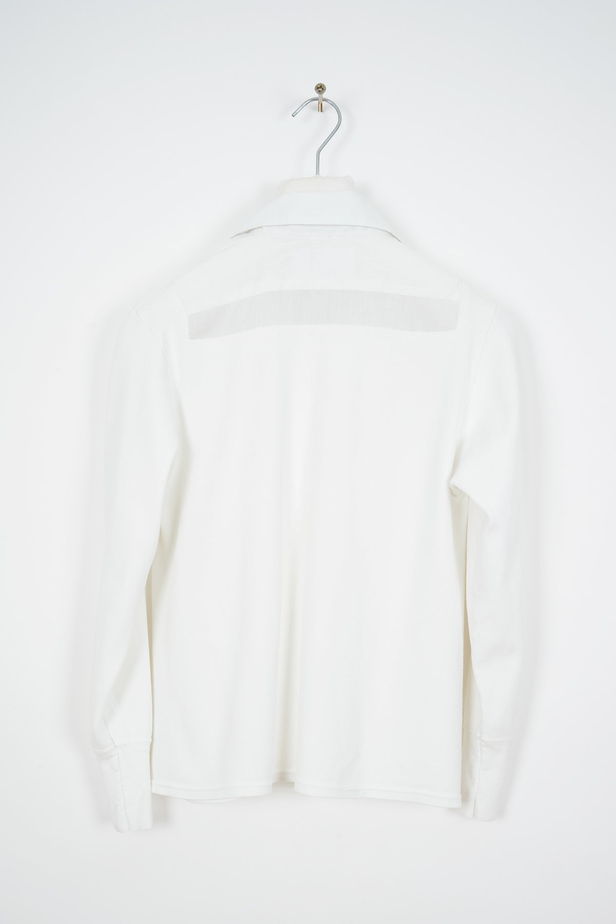 2003 S/S ARTISANAL TUXEDO SHIRT INLAYED INTO COTTON TOP