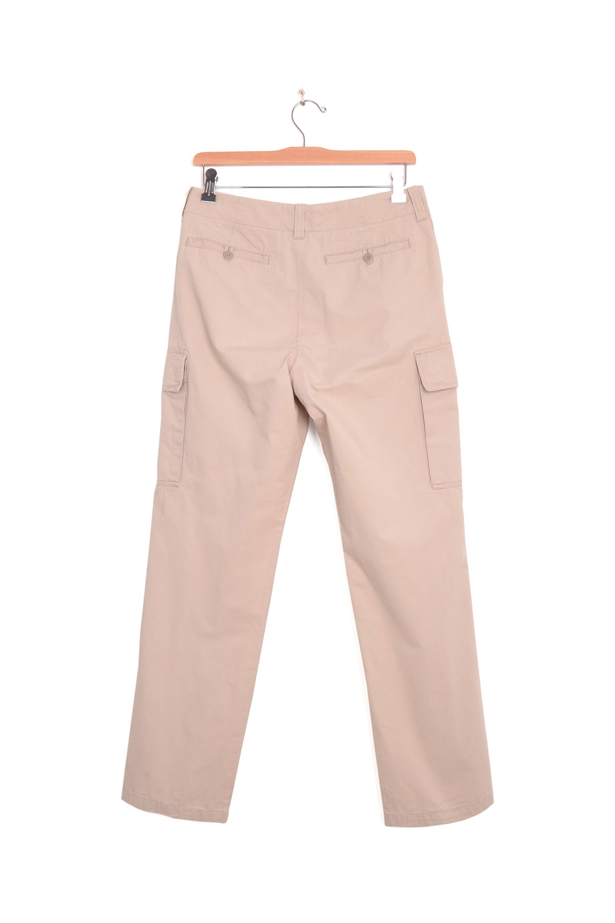 1998 A/W BRUSHED COTTON TWILL CARGO TROUSERS