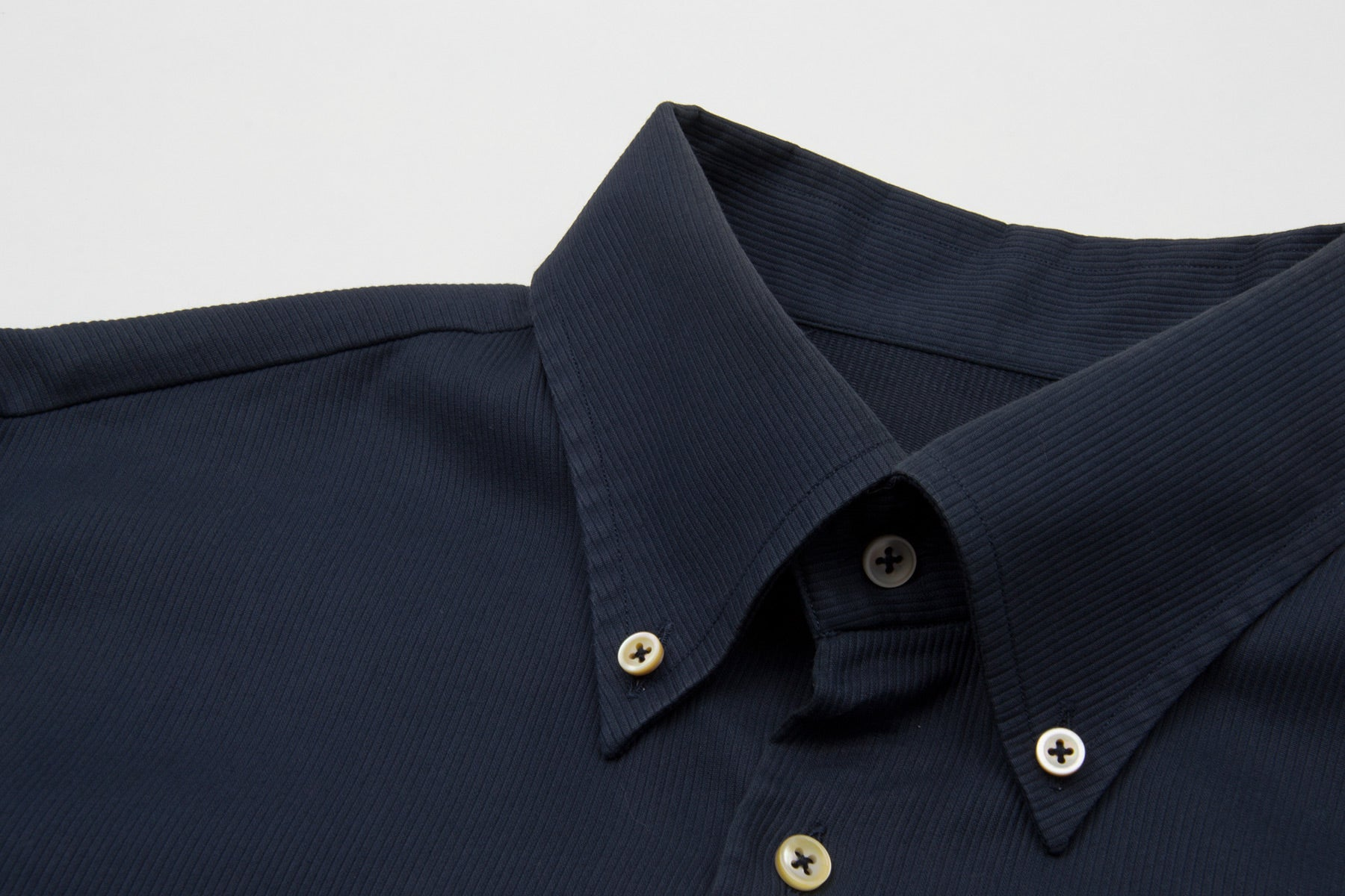 2005 S/S LONG-SLEEVE SHIRT WITH 70's COLLAR