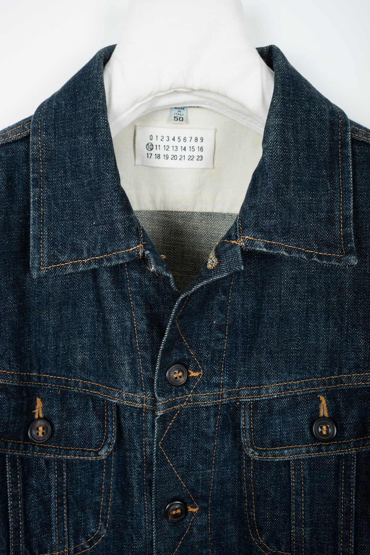2003 S/S CLASSIC DENIM JACKET