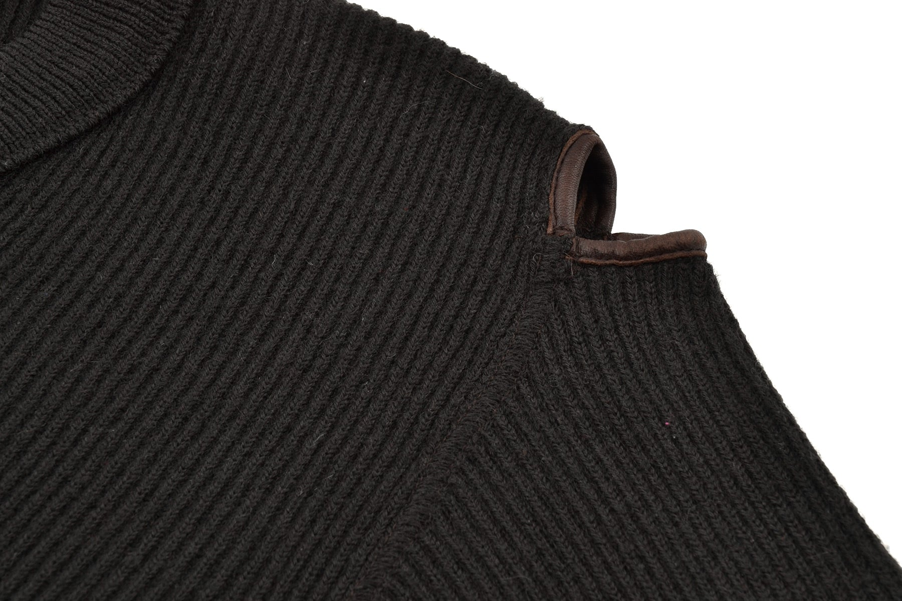 2001 A/W WOOL SWEATER WITH SHOULDER DETAILS BY MISS DEANNA