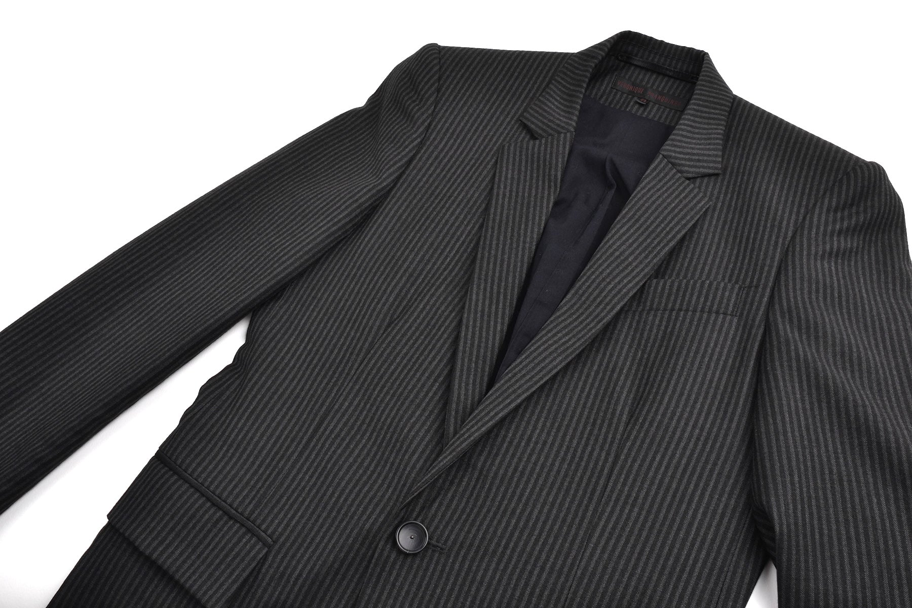 2006 A/W STRIPED WOOL 2-PIECE SUIT