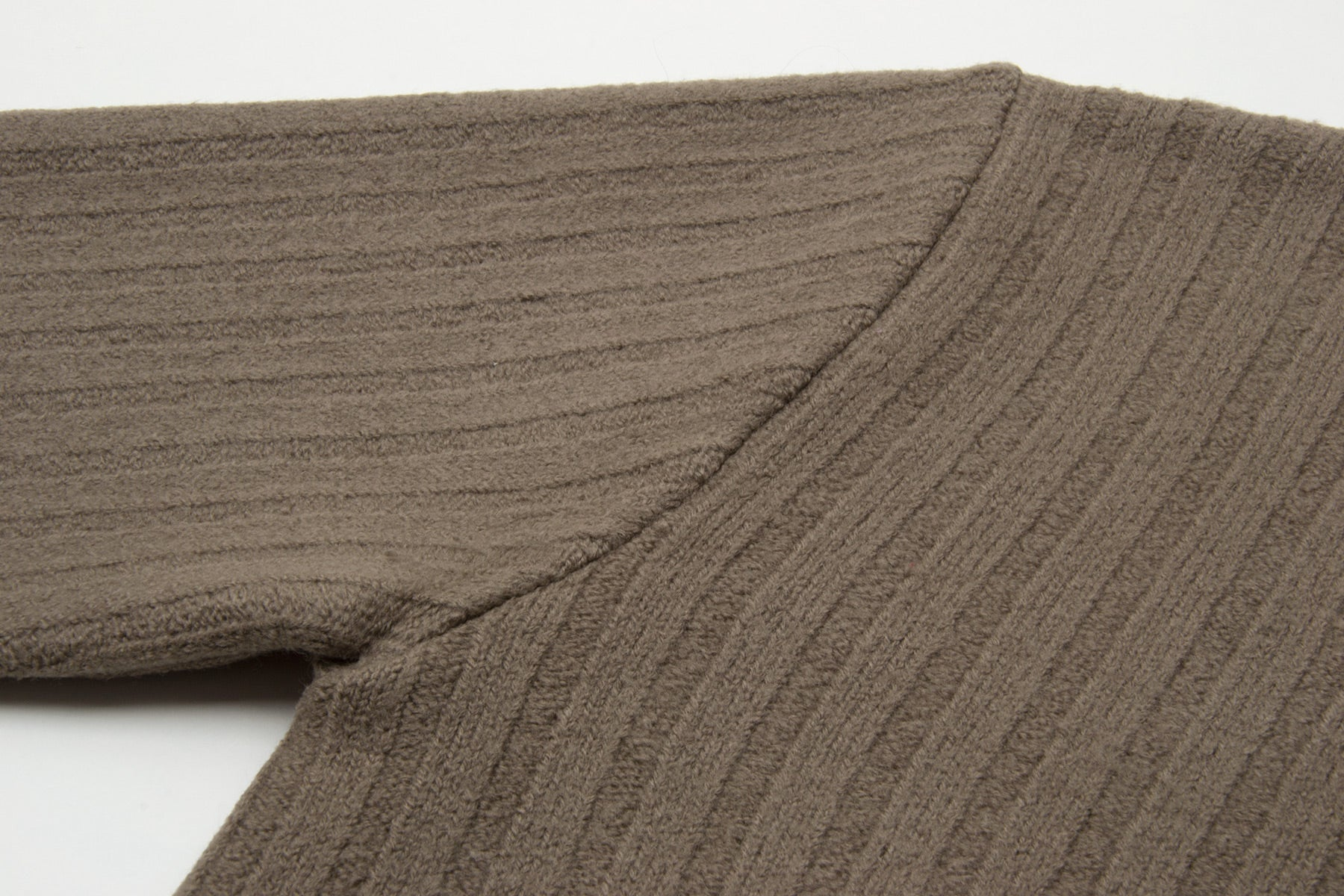 2003 A/W BOILED WOOL CREWNECK SWEATER BY MISS DEANNA