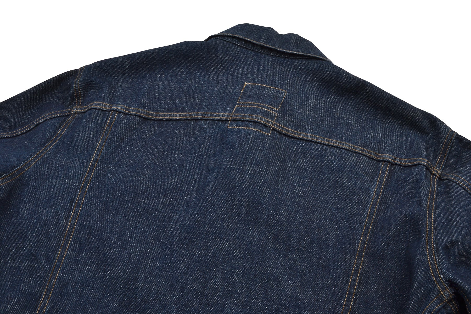 2003 S/S SLIM 2 POCKET JACKET IN CLASSIC DENIM