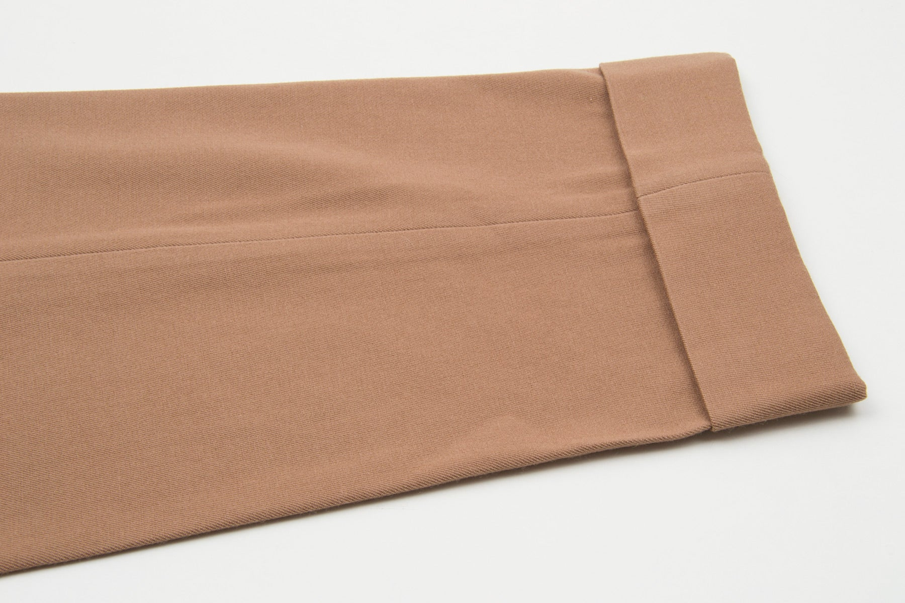 "2009 A/W TWILL WOOL ""PHILIP"" TROUSERS"