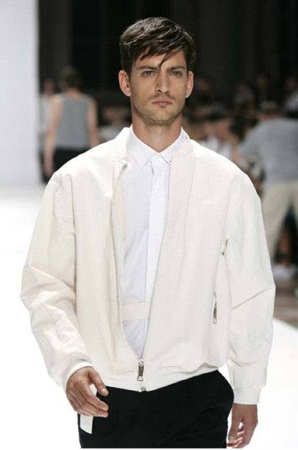 2007 S/S SHIRT WITH ATTACHED WAIST BELT