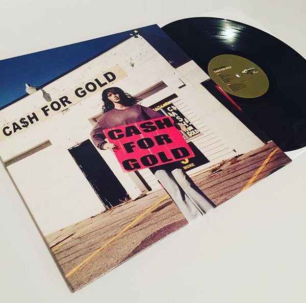 Cash For Gold LP (Black Vinyl)