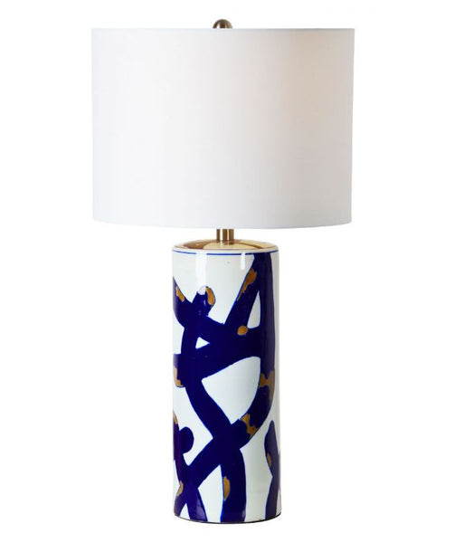 Cobalt Table Lamp