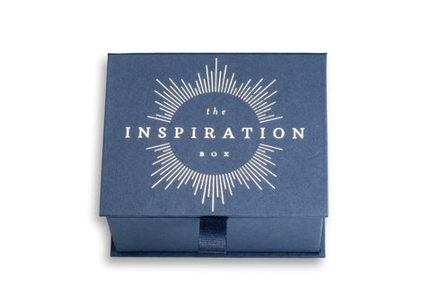 The Inspiration Box with Crystal Holder