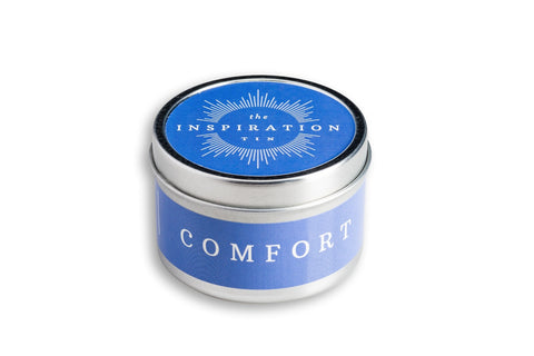 The Inspiration Tin - Comfort
