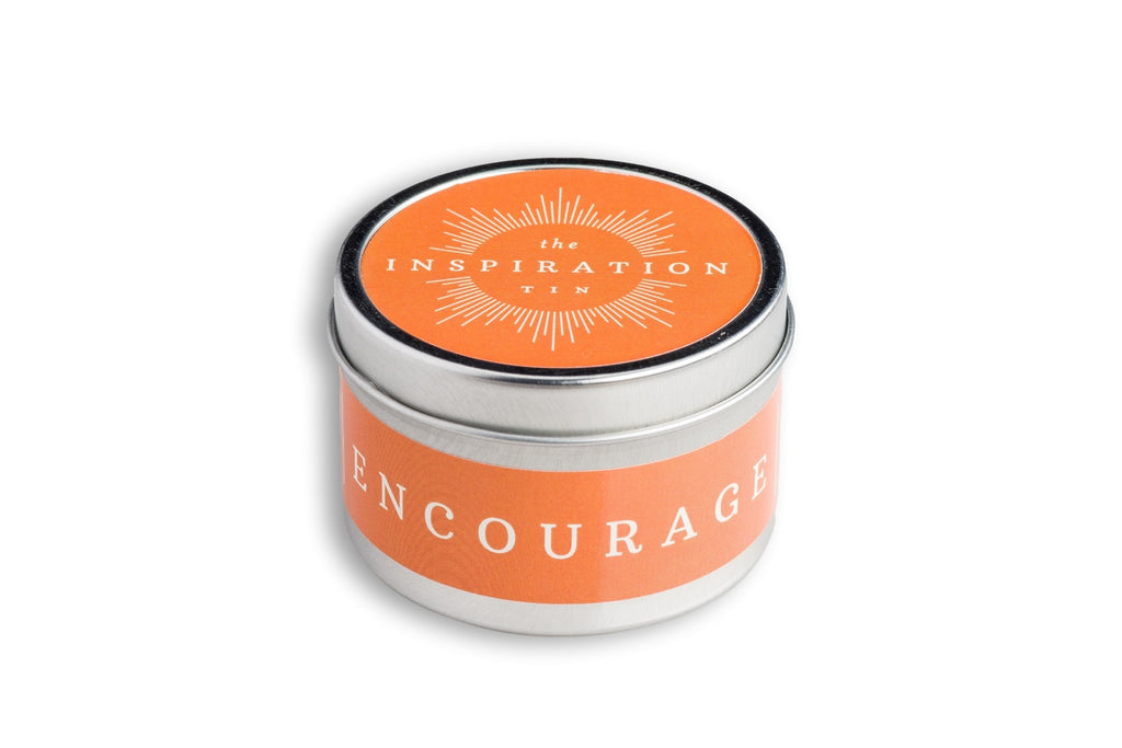 The Inspiration Tin - Encourage