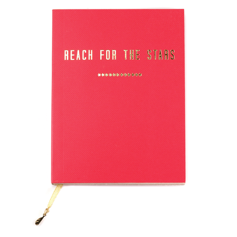 Reach For The Stars Mini Journal