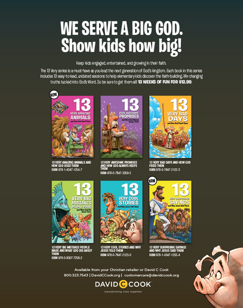 13 Very Kids Poster
