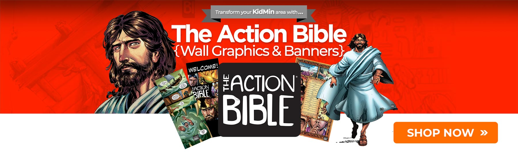 Action Bible posters and resources