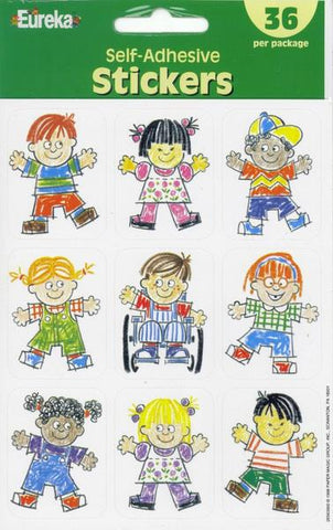 Star Students Stickers