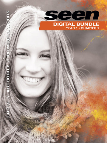 Seen | Classroom Digital Bundle | Year 1 Quarter 1