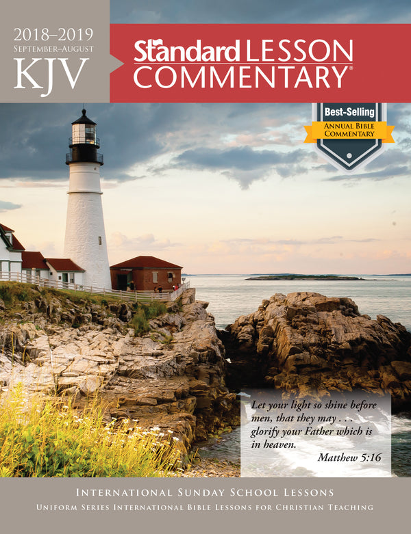 Commentary David C Cook