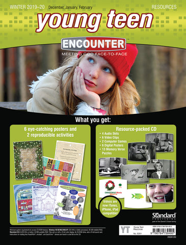 Encounter Young Teen Resources | Winter 2019-2020