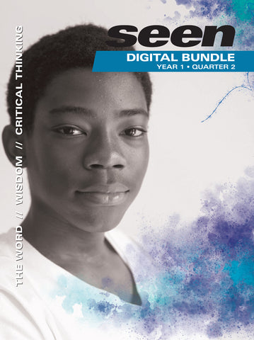 Seen Teen Digital Bundle Year 1 Quarter1