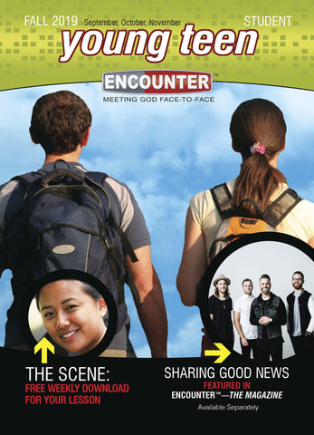 Encounter | Young Teen Student | Fall 2020