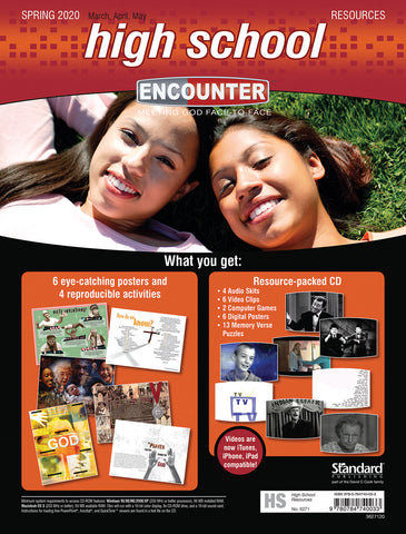 Encounter | High School Resources | Spring 2020