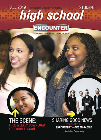 Encounter | High School Student | Fall 2019