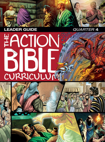 The Action Bible Curriculum | Leader Guide - Print Q4