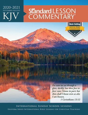 KJV Standard Lesson Commentary® Softcover Edition 2020-2021