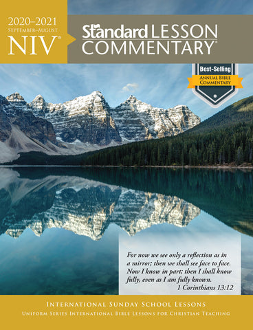 NIV® Standard Lesson Commentary® Softcover Edition 2020-2021