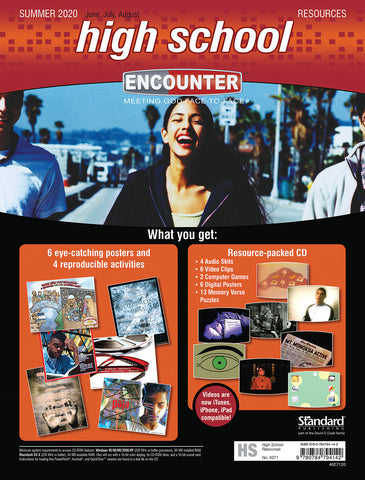 Encounter High School Resources Summer 2020