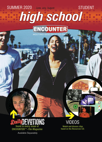 Encounter High School Student Book Summer 2020