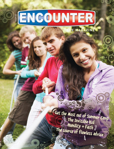 Encounter Young Teen Magazine Summer 2020