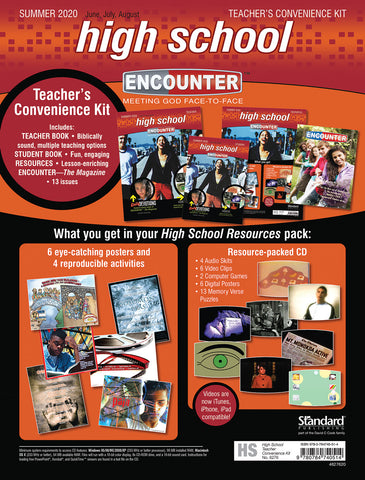 Encounter High School Teacher's Convenience Kit Summer 2020