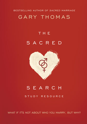 The Sacred Search Study Resource Video Series - Gary Thomas | David C Cook
