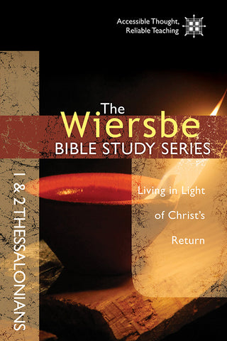 The Wiersbe Bible Study Series: 1 & 2  - Warren Wiersbe | David C Cook