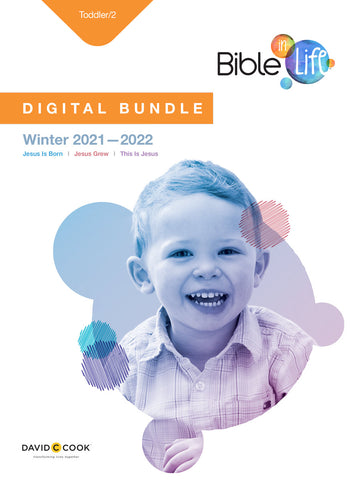 Bible-in-Life Toddler/2 Digital Bundle | Winter 2017-2018