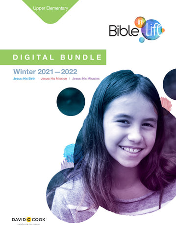 Bible-in-Life Upper Elementary Digital Bundle | Winter 2017-2018