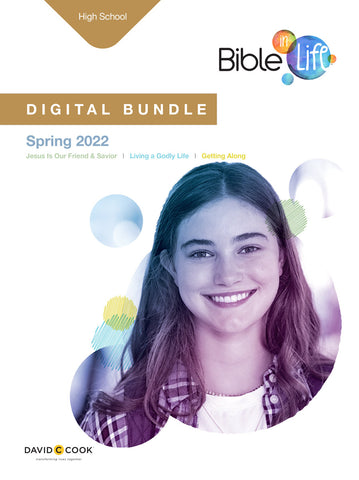 Bible-in-Life | High School Digital Bundle | Spring 2019