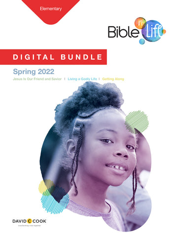 Bible-in-Life | Elementary Digital Bundle | Spring 2021