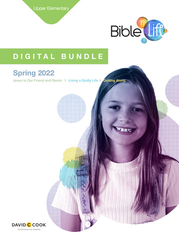 Bible-in-Life | Upper Elementary Digital Bundle | Spring 2021