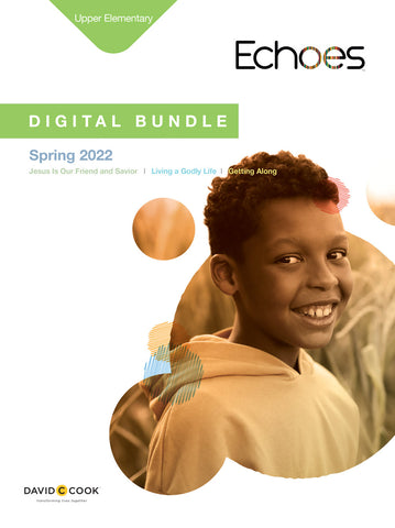 Echoes Upper Elementary Digital Bundle | Spring 2020