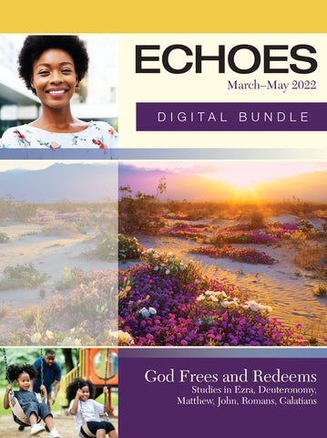 Echoes | Adult Digital Bundle | Spring 2020
