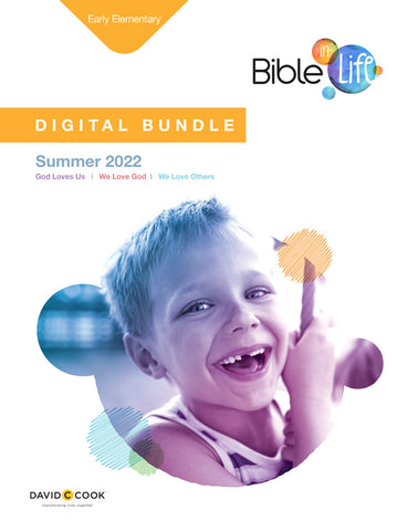 Bible-in-Life | Early Elementary Digital Bundle | Summer 2019