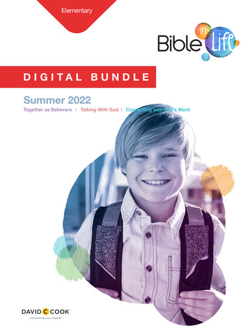 Bible In Life Elementary Digital Bundle