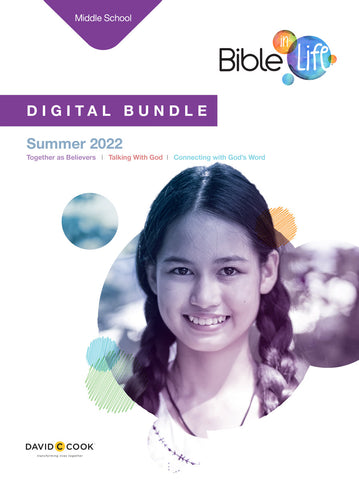 Bible-in-Life | Middle School Digital Bundle | Summer 2021